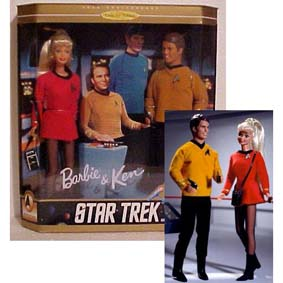 Star Trek (Barbie e Ken)