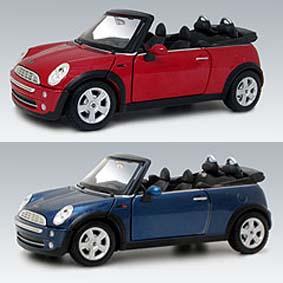 Mini Cooper Cabrio (2004)