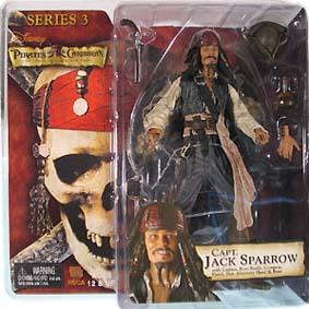 Captain Jack Sparrow (Piratas do Caribe série 3)