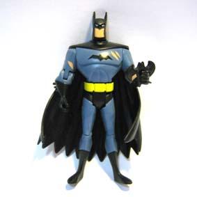 Batman ferido (aberto)