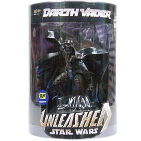 Unleashed Darth Vader