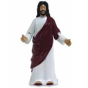Jesus Cristo articulável (aberto)