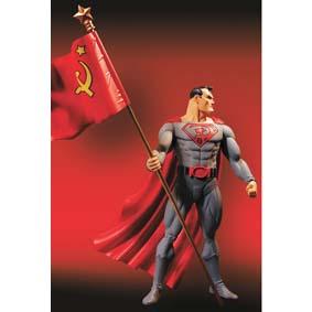 Red Son Superman Elseworlds (aberto)