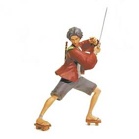 Samurai Champloo Mugen (aberto)