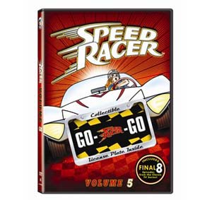 DVD Speed Racer Final 5 (Episodes 45-52)