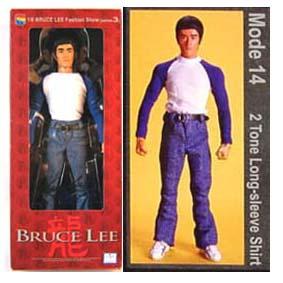Bruce Lee calça Jeans