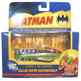 Killer Moth Mothmobile 1950