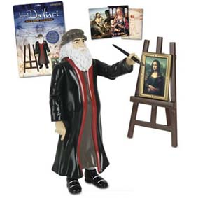 Leonardo Da Vinci (aberto)