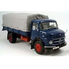 caminhão mercedes benz l322 arte em miniaturas