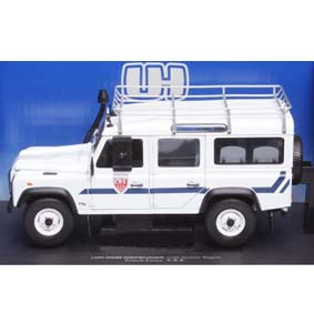 Defender 110 Wagon French Police CRS