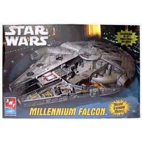 Millennium Falcon detalhe interno (nível 2)