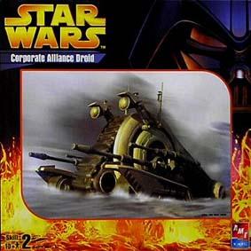 Revenge of the Sith Droid Tank (nível 2)