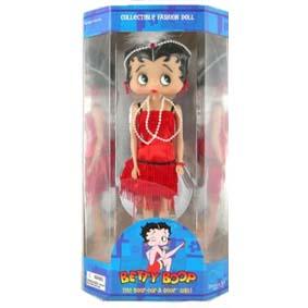 Betty Boop Flapper