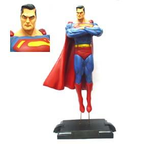 Super Homem voando - Superman voando