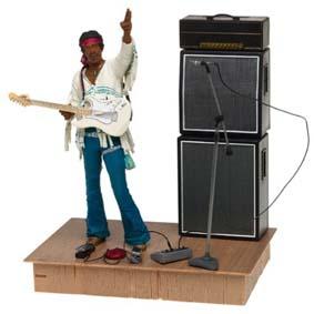 Jimi Hendrix - série 1 (raridade)