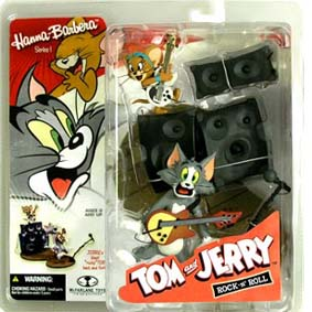 Tom e Jerry (Rock-N-Roll)