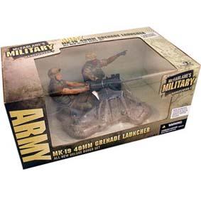 MK-19 Grenade Launcher Gunner and Loader Boxed