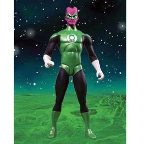 Sinestro Lanterna Verde (aberto)