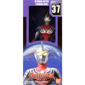 Ultraman Justice Standard num. 37