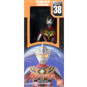 Ultraman Justice Crusher num. 38