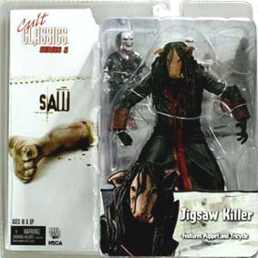 Jigsaw Killer Pig and Puppet Saw - Jogos Mortais (Cult Classics 5)