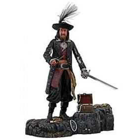 Capt. Barbossa P. do Caribe série 3 (aberto)