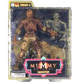 Imhotep the Mummy (O Retorno da Múmia)