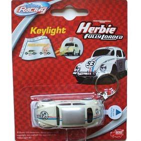 Chaveiro Herbie c/ Luz