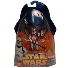Red Clone Trooper (Revenge of the Sith)