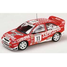 Ford Escort WRC- (1997)  A. Vatanen