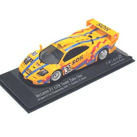 McLaren F1 GTR (2000) Take One/SOK