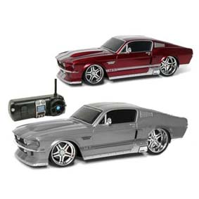 Ford Mustang (1967) R/C controle remoto