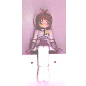 Sakura Card Captors cinza