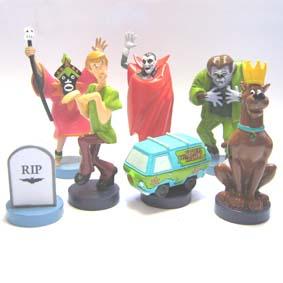 Conjunto Scooby Doo (aberto)