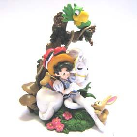 Safiri diorama (Osamu Tezuka)