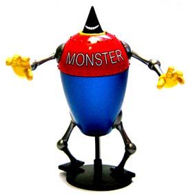 Monster do Gigantor (aberto)