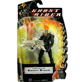 Fire Blast Ghost Rider (Motoqueiro Fantasma)