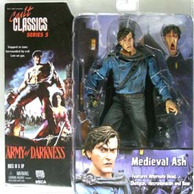 Army of Darkness Ash (Cult Classics 5)
