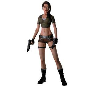 Lara Croft Player Select (aberto)