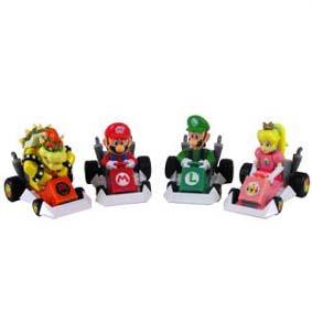 Mario Kart Conj. c/ 4