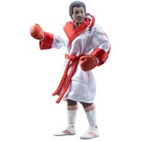 Apollo Creed wearing Robe