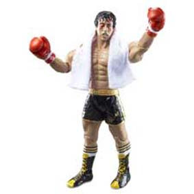 Rocky Balboa w/ Swollen Eye (aberto)