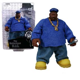 Notorious B.I.G azul