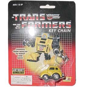 Transformers Bumblebee Chaveiro