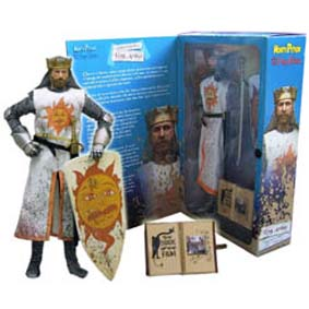 King Arthur - Graham Chapman (Monty Python)
