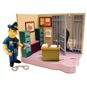Police Station w/ Officer Eddie (aberto)