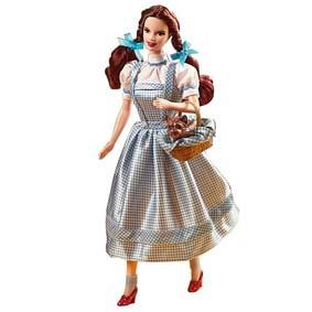 Barbie Dorothy  (Mágico de Oz)