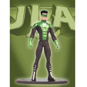 Lanterna Verde Kyle Rayner (aberto)