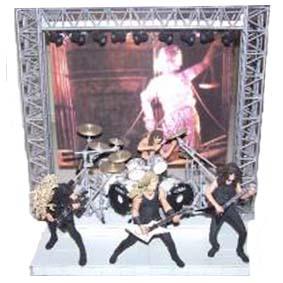 Metallica com som e Luz (aberto)