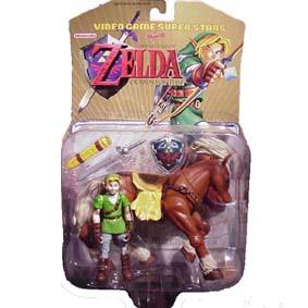 Link com cavalo